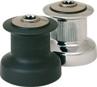 ONE DIRECT SPEED WINCHES W6 - CHROME-PLATED BRONZE